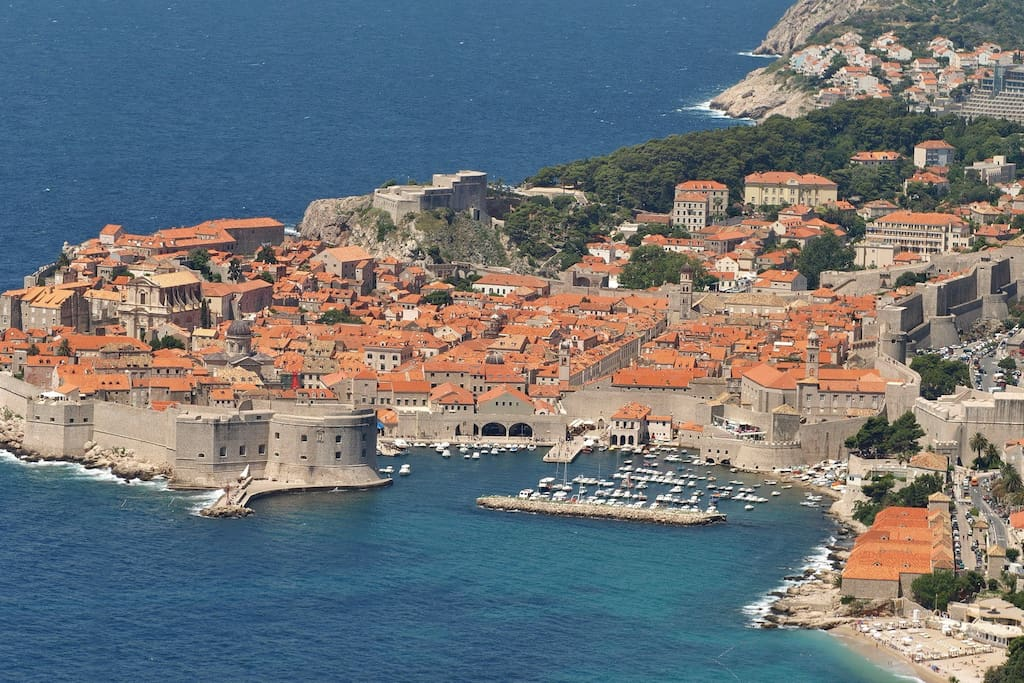 Our apartment is situated in the heart of Dubrovnik-Old town
