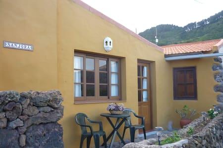 Casa rural Sanjora-Amasín - Villa de Valverde - Maison