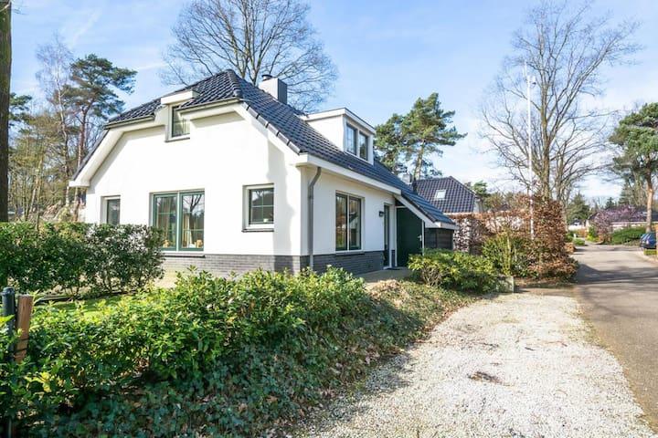 Luxe vakantievilla op de Veluwe - Lunteren - 別荘