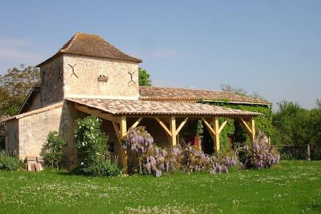 La Maison du Petit Roque - Juillac - Talo