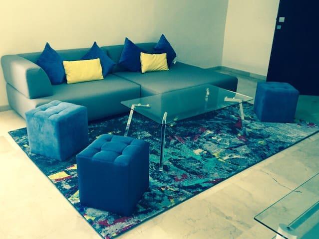 Appart Moderne centre de Casa 201 - Casablanca - Apartamento