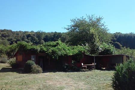 Chalet2 près du lac de Vassiviere - Saint-Julien-le-Petit
