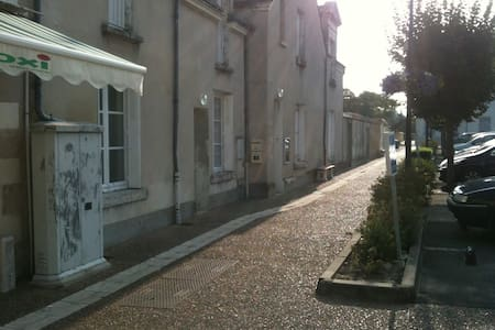 Appartement en centre bourg - La Croix-en-Touraine - Lejlighed