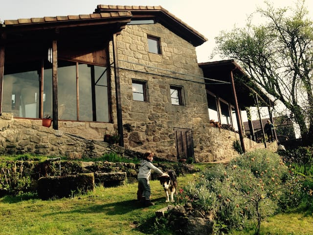 Espazionatura Country House Retreat - A Cañiza - Dom