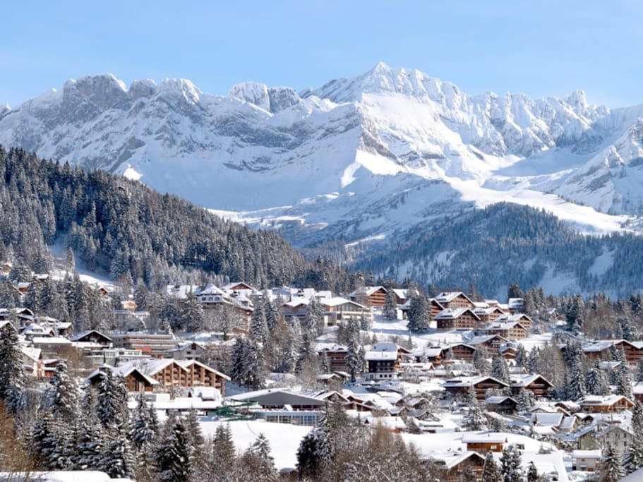Villars view