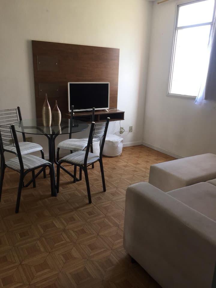 Apartamento Castelândia