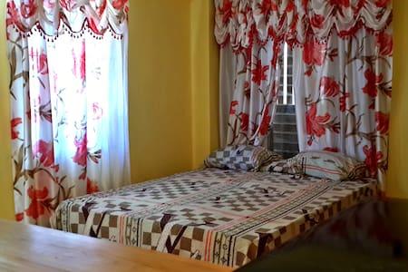 Camille's Studio apartment. - Galina, St. Mary Parish, JM - Pis