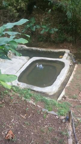 Gazebo Rianforest Retreat (Bexon) St.Lucia