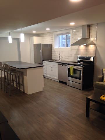 Brand new 2 bedroom suite downtown - Vernon - Appartement