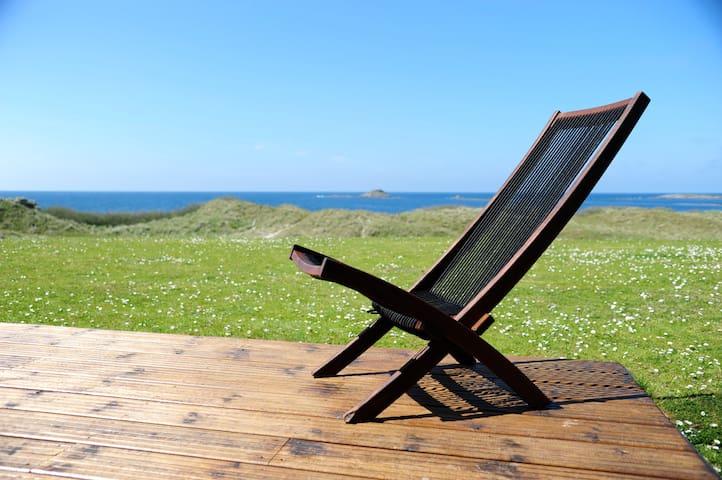 Maison avec vue exceptionnelle - Ploudalmézeau