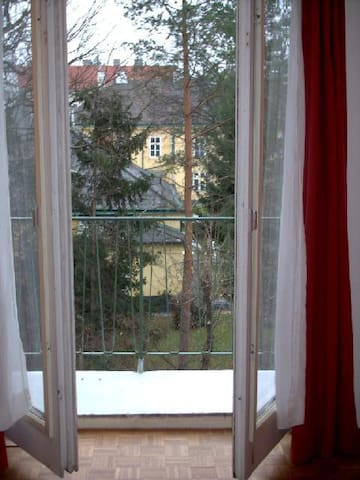 Cosy Flat, bright, green surrounding and close U4 - Viena - Apartamento
