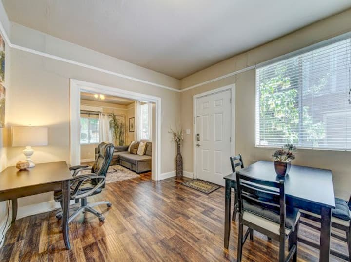 Perfect location walking distance to Everything!
