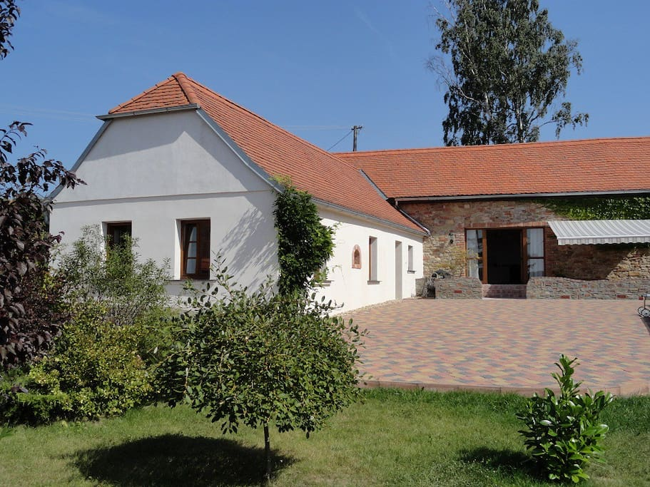 Holiday House Boskovstejn 10, South Moravia, Czech Republic