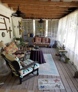 Cozy home in Pascagoula, MS - Pascagoula - Talo