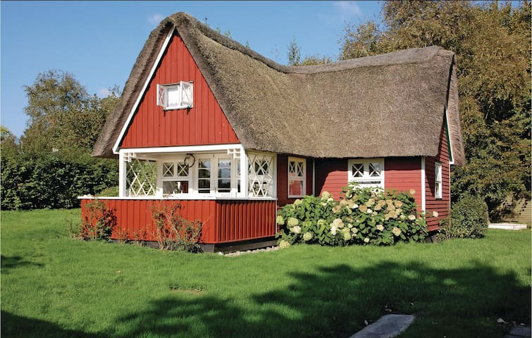 Holiday cottage with 2 bedrooms on 75m² in Haderslev