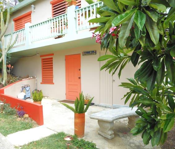 Palometa Guest Room @ MangoFish Guesthouse - Culebra