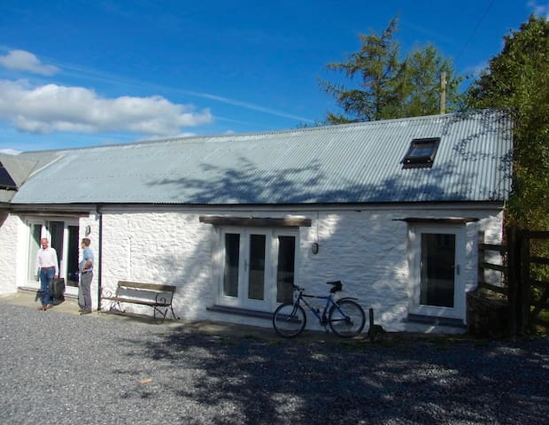 Brechfa forest self catering barn conversion