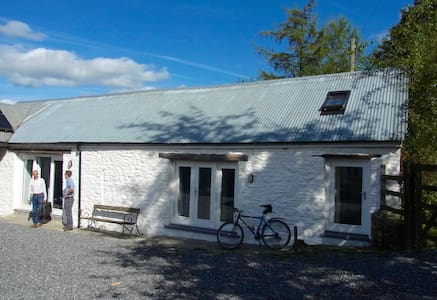 Self catering, new barn conversion, Brechfa forest - Carmarthen