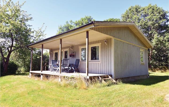 Nice home in Mellerud with 2 Bedrooms
