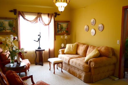 Clean Rooms - Beautiful Home in Quiet & Safe Area