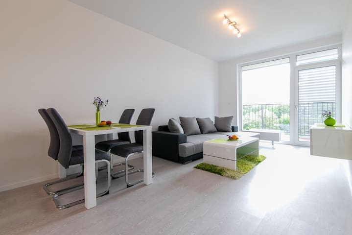 New modern two room apartment near city center PC2