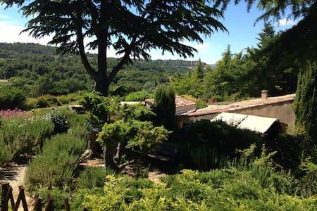 Maison au cœur du Luberon - Bonnieux - Casa