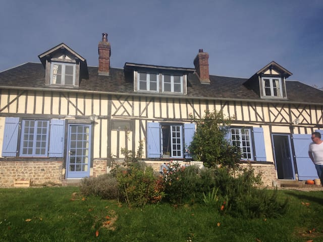 Lovely cottage - Beuzeville - Saint-Maclou
