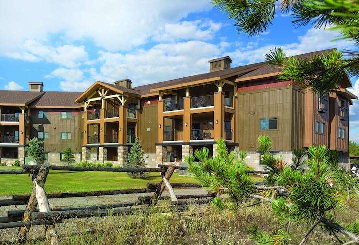 Worldmark Yellowstone Q/2T Resort Condo Book Now!