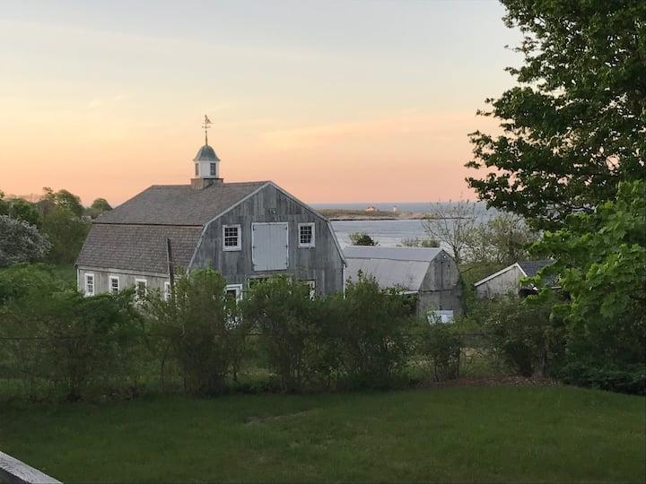 Rockport Vacation Home, ocean views, 3 bed/2 bath