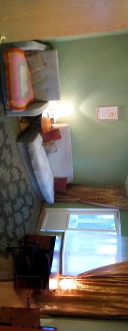 панорама комнаты