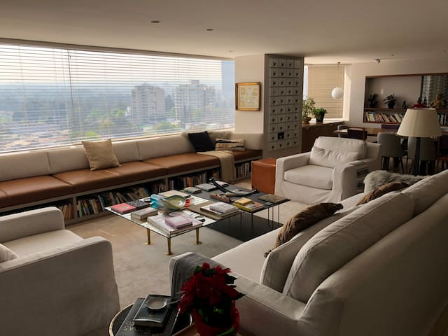 Super Luxurious apartment in heart of Polanco