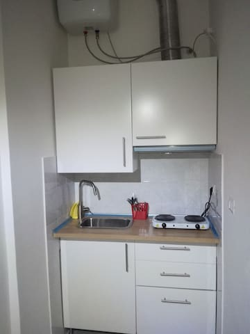 Miniappartamento semindipendente