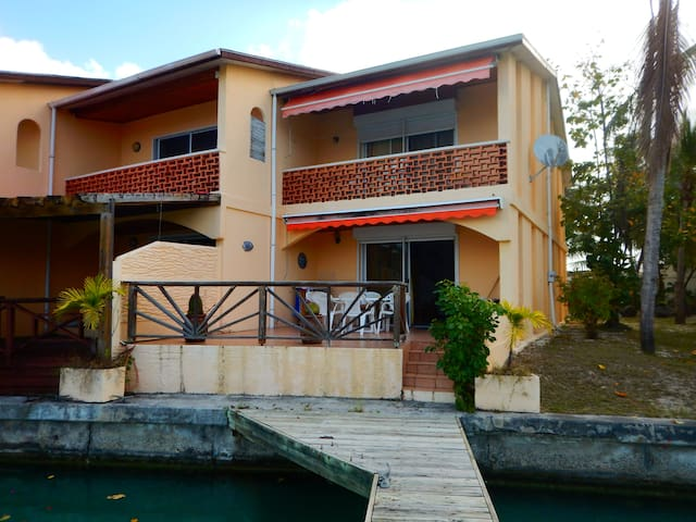 Antigua nice in the paradise - Jolly Harbour - Townhouse