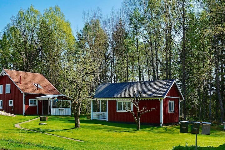 9 person holiday home in KRISTINEHAMN