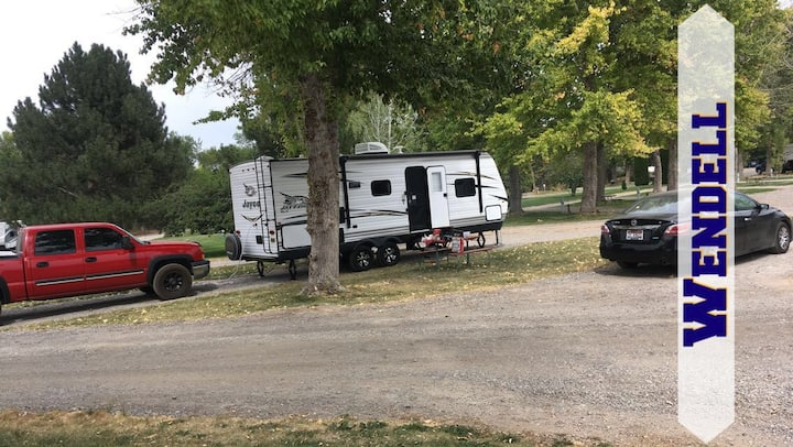 2018 24 ft jayco trailer