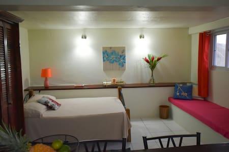 Sunset Topaz Studio at Misty Lodge B&B Dominica