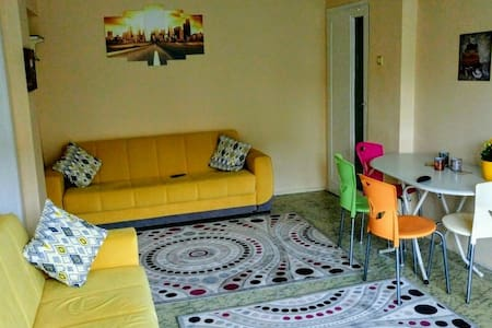 Quiet,clean,confortable and near to city center - Altındağ - House