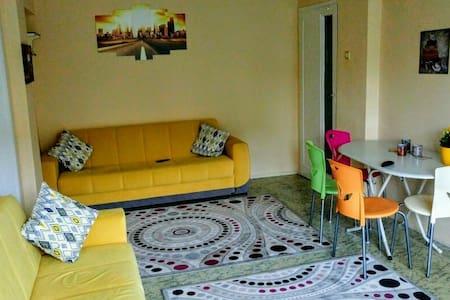Quiet,clean,confortable and near to city center - Altındağ - Casa