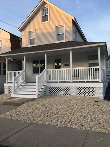 Brand New Bradley Beach House