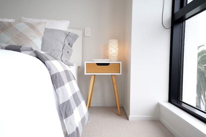 Stylish apartment in trendy Ponsonby