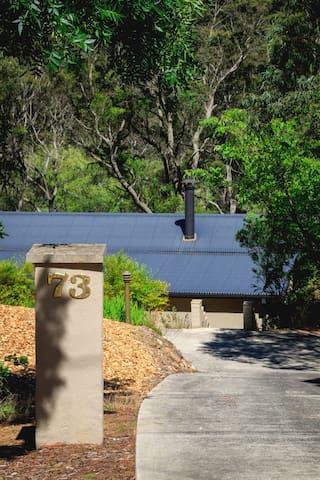'Minnehaha Lodge' - Picturesque  Mountain Retreat