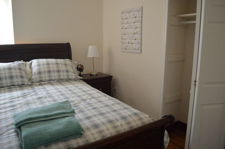 Great room near Drexel with a private bathroom