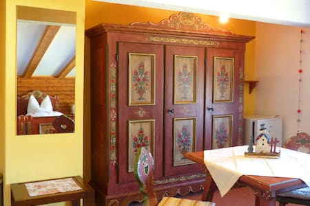 PRIVATE ROOM NEAR FUSSEN INCL. WIFI - Lechaschau