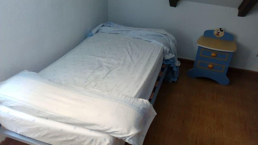Habitación maximo 2 noches estancia