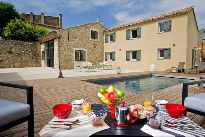 Moderne et charme Provençal - Atelier de Felix