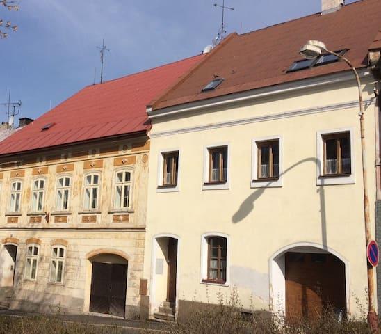 Apartmán 57 m2 (byt 2+1) U Fontány