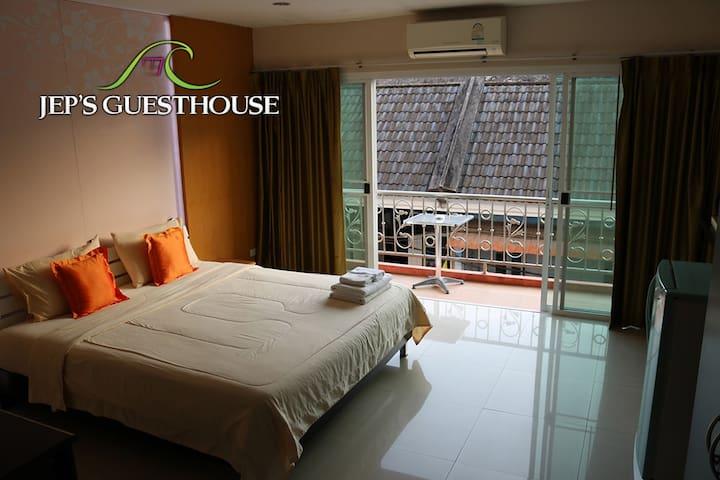 Jep's Guesthouse - Patong Beach Phuket.