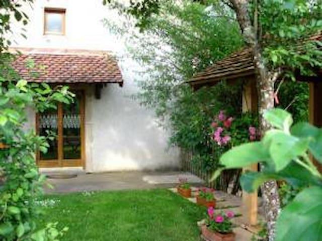Gîte de france 3 épis pleine nature - Esprels - Casa