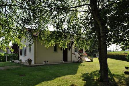 Maison au calme à la campagne - Orthez