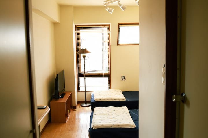 ★OPEN!!! Cozy and Cheap Nice Location Ueno Area★ - Taitō-ku - Квартира